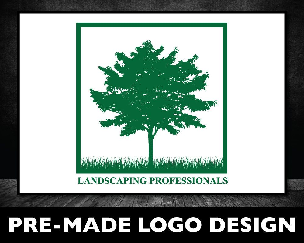 Landscaping Business Marketing | Logo Design | Lawn Care Professionals | Landscaping Professionals | Lawn Maintenance Business | Landscaping