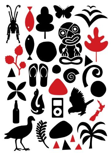 Icons Of New Zealand By Greg Straight