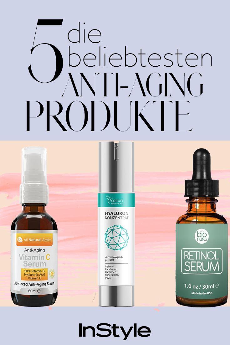 Gegen Falten: Das sind die 5 beliebtesten Anti-Aging Produkte bei Amazon! #antiaging #falten #produkte #beauty #amazon #shopping #skintreatments