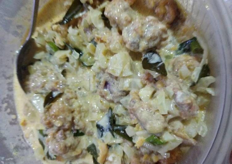 Ramuan Sotong Salted Egg Buttermilk Yang Mudah Aneka Resepi Enak Resep Makanan Buttermilk Kari
