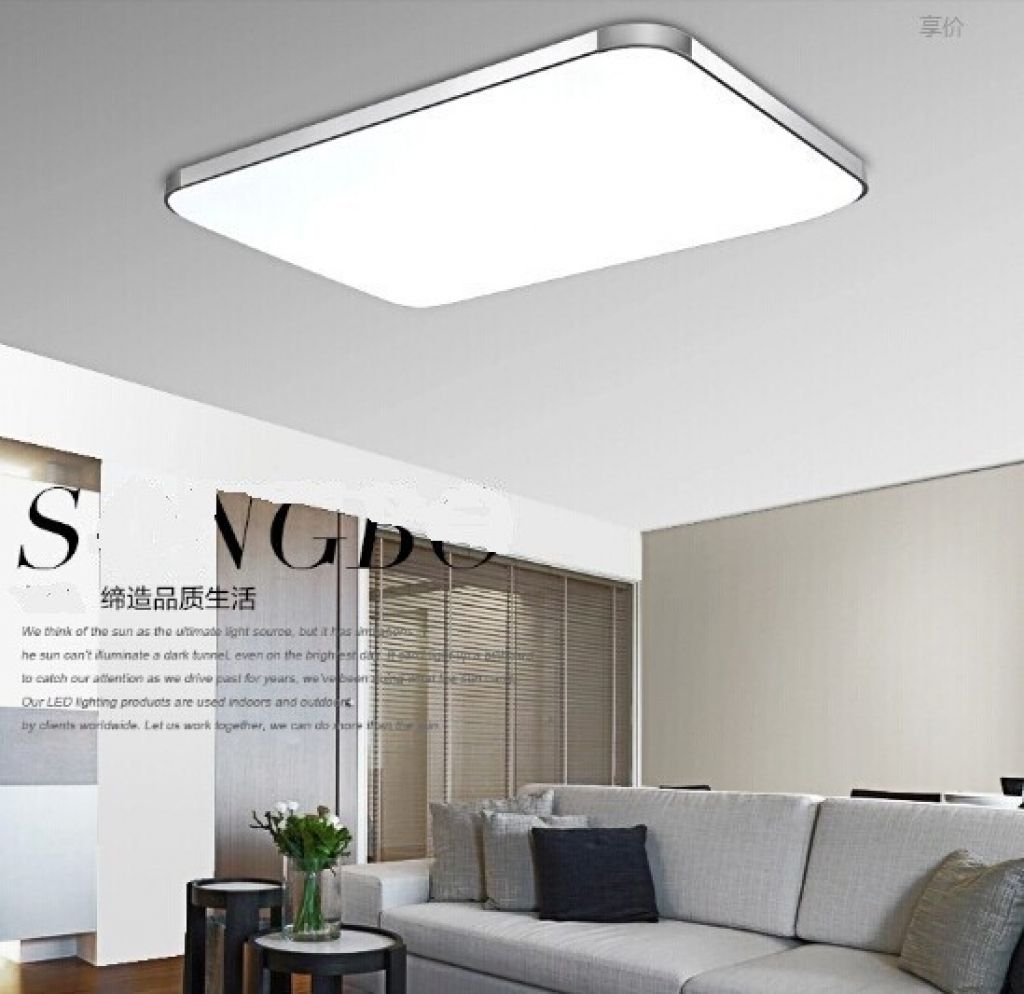 Kitchen Ceiling Lighting Fixtures Led Nice Look