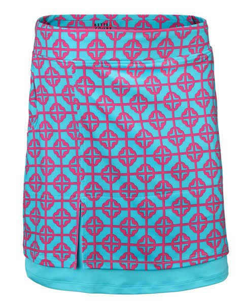 4859df298c45c Our new Bloom Bette   Court Swing Ladies   Plus Size Pull On Golf Skort is  a great addition to your wardrobe! Great pair for the Bloom shirt!