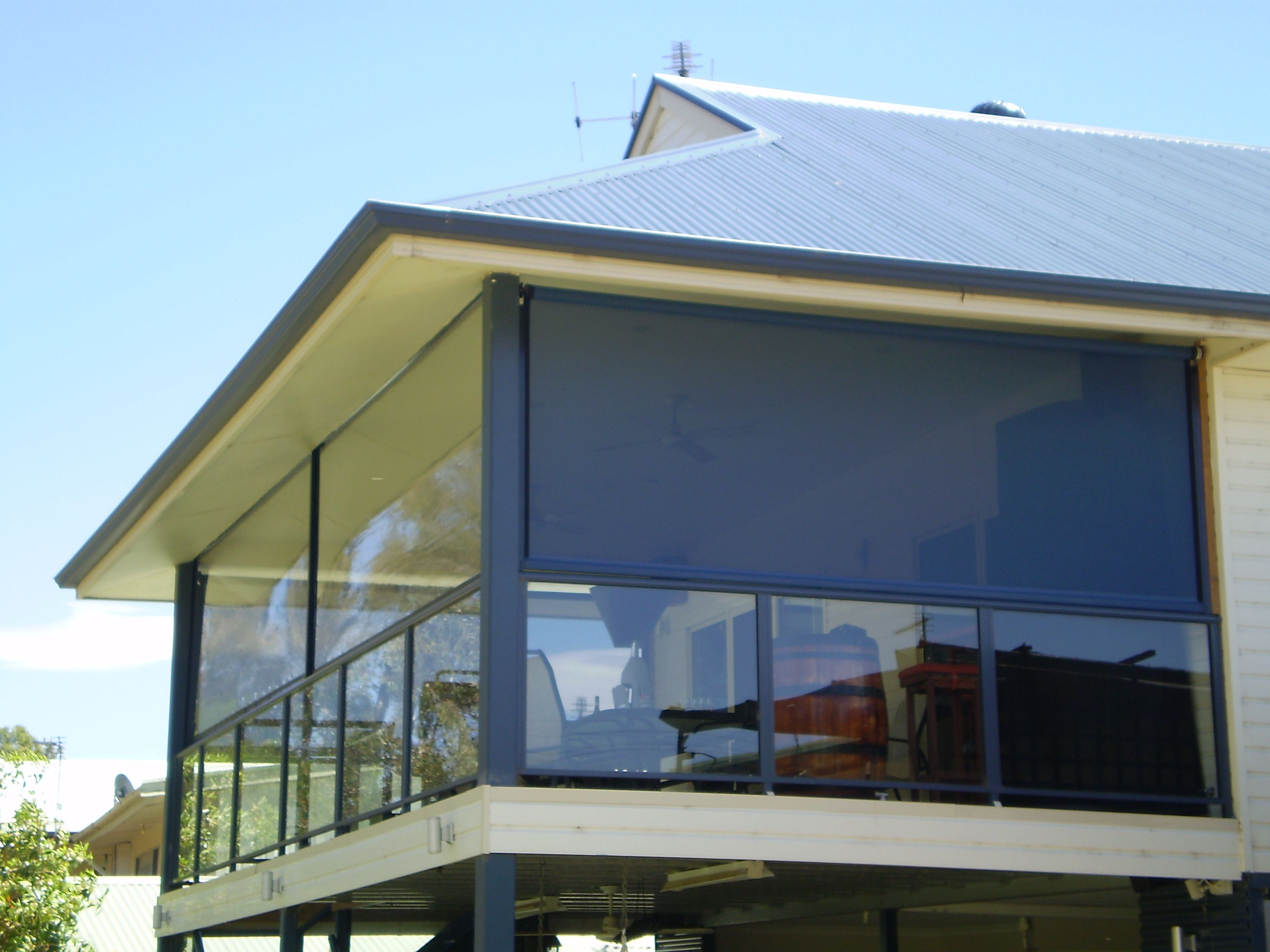 PVC Or Cafe Blinds Provide Protection From The Adelaide Weather So You Can  Enjoy Your Outside Space Every Day. Speak To Fair Price Blinds About A  Quote.