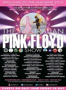 The Australian Pink Floyd, Ipswich Regent 24th February http://tidd.ly/1d8dbb51 Or see preview at www.WhatsOnTendring.com/australian-pink-floyd-ipswich