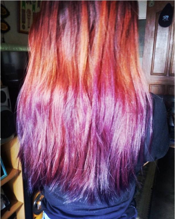 Here S How To Get Multicoloured Hair With Paper Hair Long Hair Styles Mermaid Hair