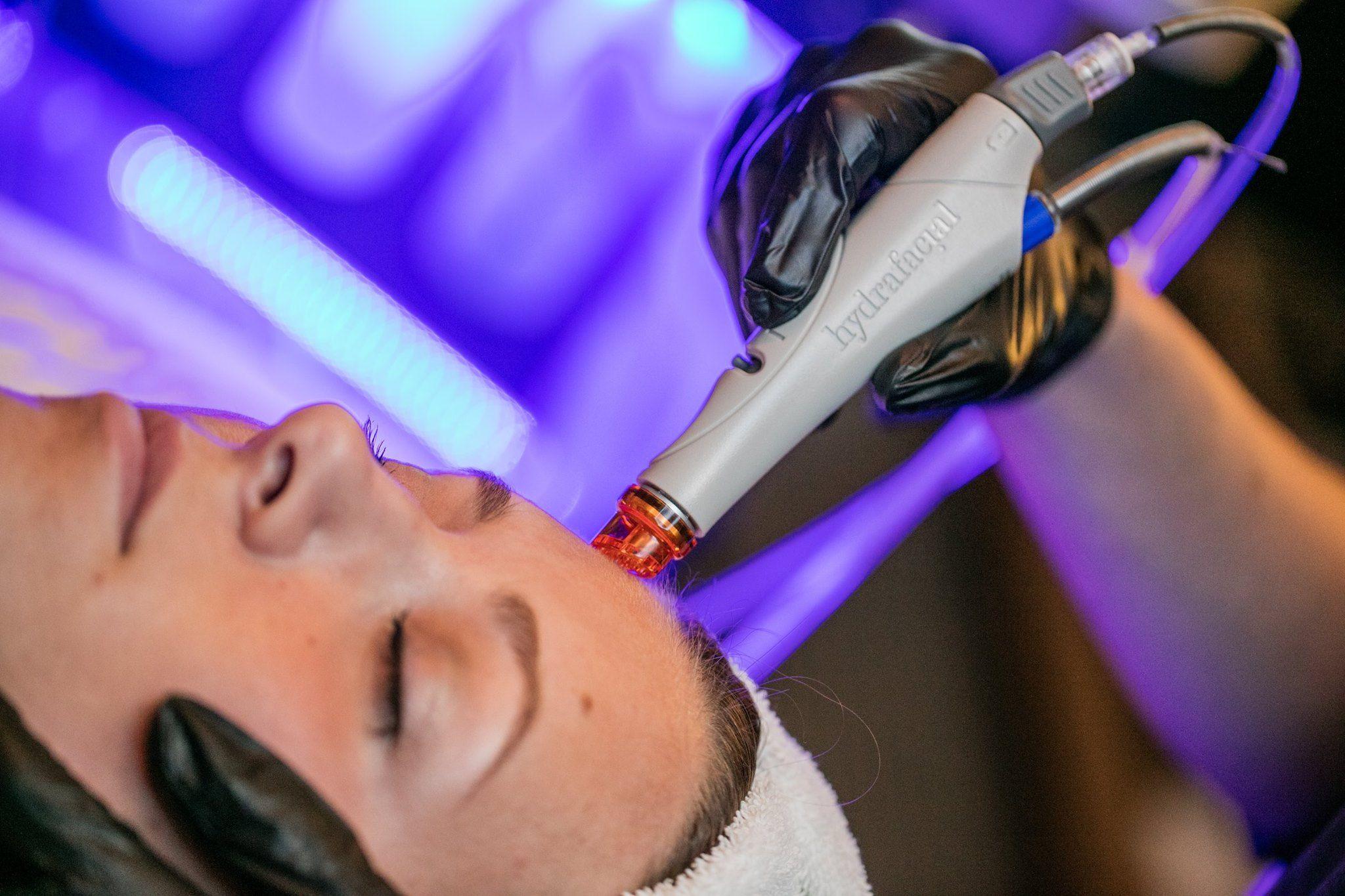 Boston Medical Aesthetics Hydrafacial