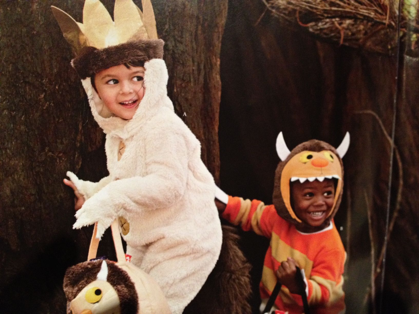 pottery barn halloween costumes max and the monster from where the wild things are - Max Halloween Costume Where The Wild Things Are