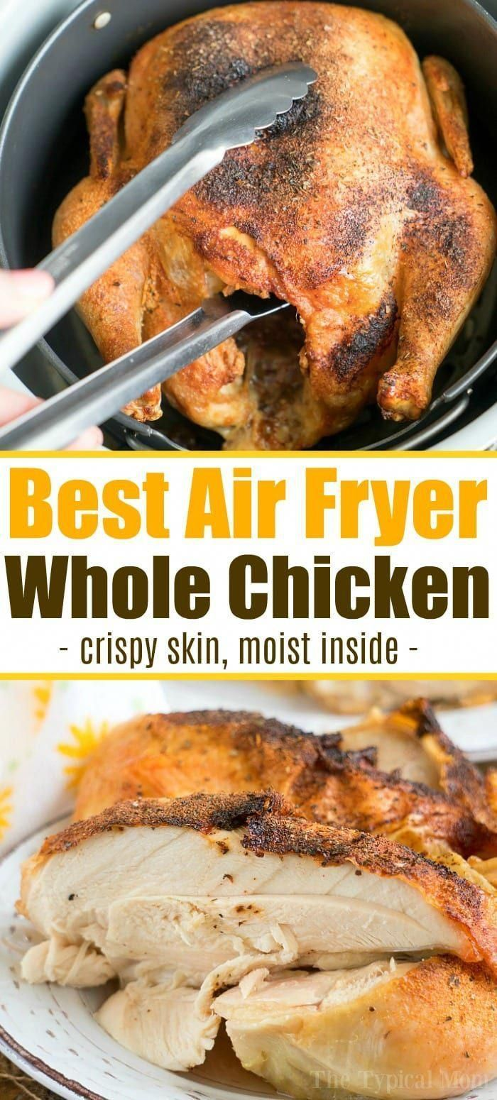 Air Fryer Whole Chicken - Ninja Foodi Whole Chicken, #Air #Chicken #Foodi #Fryer #Ninja  Best Picture For  Meat Recipes lamb  For Your Taste  You are looking for something, and it is going to tell you exactly what you are looking for, and you didn't find that picture. Here you will find the most beautiful picture that will fascinate you when called  raw Meat Recipes . When you look at our dashboard, you can see that the number of pictures in our account with  instapot Meat Recipes  is 242. By ex