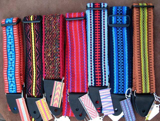 Inkle weaving pattern generator