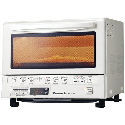 Panasonic 1 300 Watt Flashxpress Toaster Oven Toaster