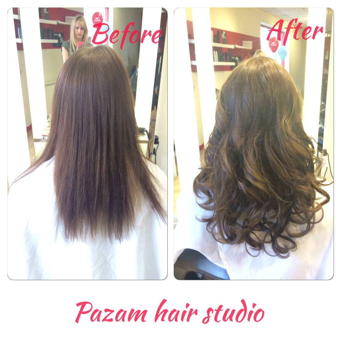 30cm Great Lengths Hair Extensions Beautiful Transformation