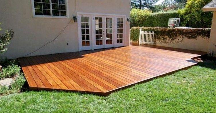 50 classy backyard patio deck design