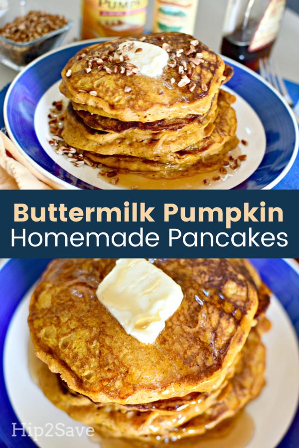 Homemade Pumpkin Pancakes Recipe Pancakes Pumpkin Breakfast Buttermilk Pumpkin Pancake Recipe Pumpkin Pancakes Homemade Pumpkin Pancakes
