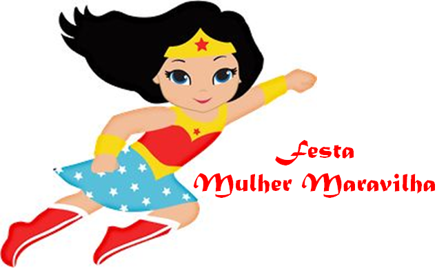 Festa Mulher Maravilha