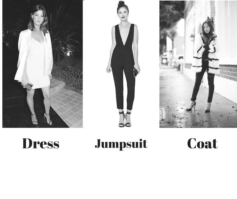 All about fashion: ¡3 Looks para salir de Noche el fin de semana!