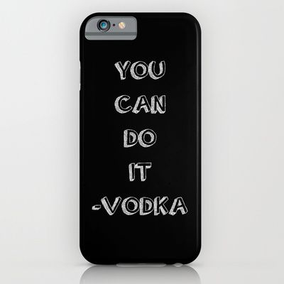Vodka Faith iPhone & iPod Case by Neryl Cheil | Iphone cases, Case, Iphone