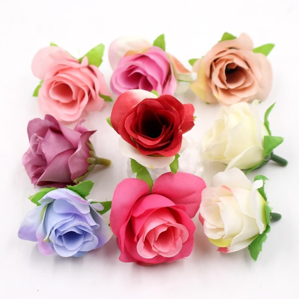 1 Bouquet 15 Heads Artifical Rose Silk Flower Wedding Party Home Decor Lots