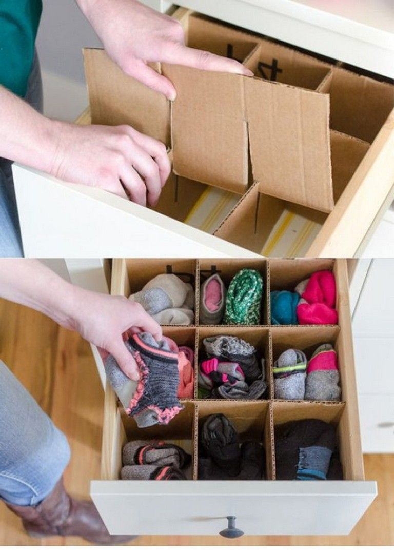 9 best diy to change cardboard into useful items