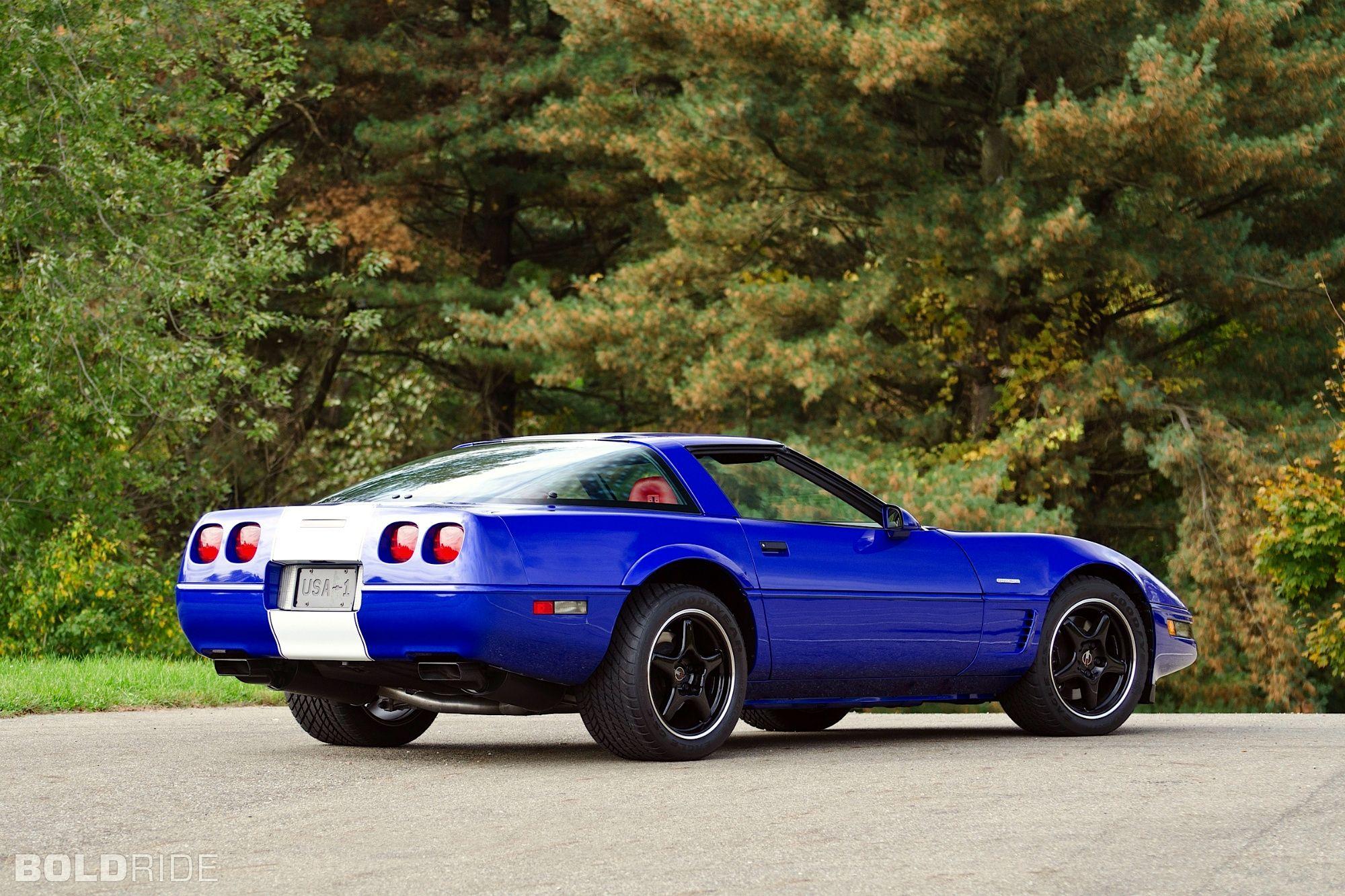 Chevrolet Corvette C4 Grand Sport Corvette