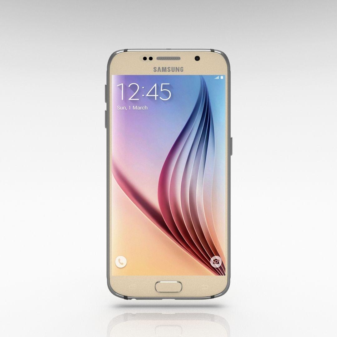 Samsung Galaxy S6 Gold Platinium Samsung Galaxy S6 Galaxy Samsung