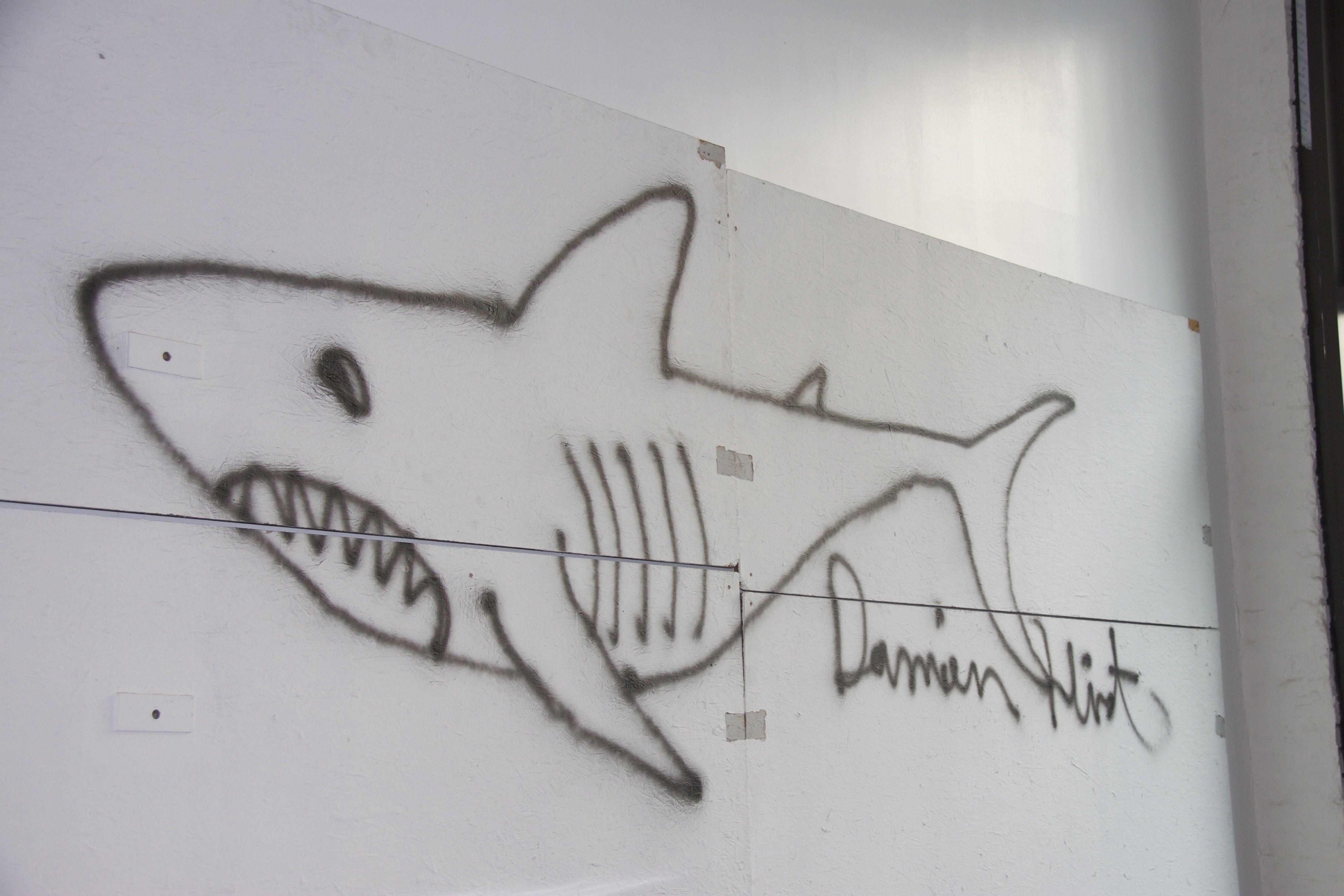 Damien Hirst Original In Soho House Berlin