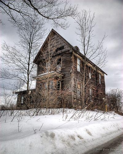 Dating ett gammalt hus