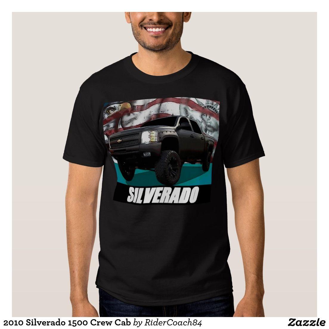 2010 Silverado 1500 Crew Cab T-Shirt