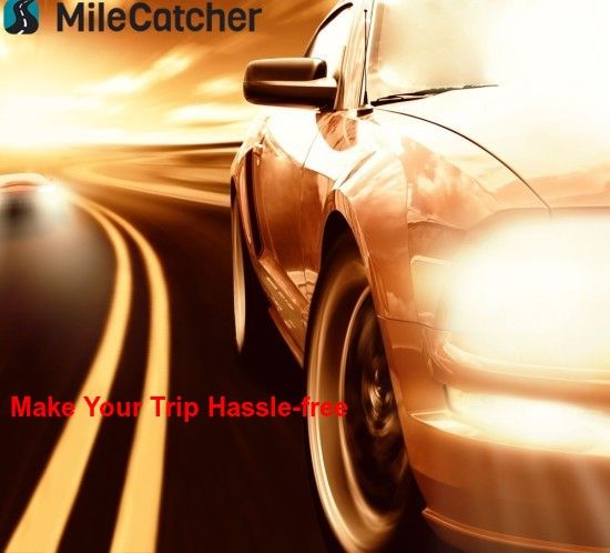 MileCatcher is a one-touch programmed mileage tracker that keeps - mileage tracker