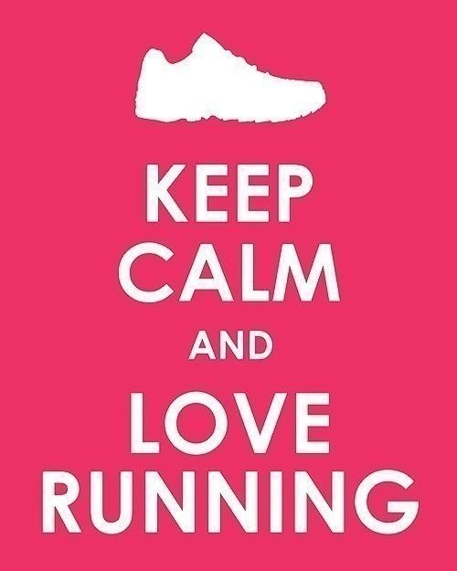 Image result for running is calming