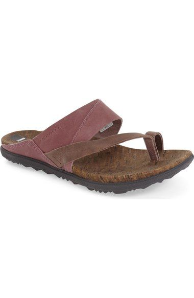 7310c6d8bb5 Merrell  Around Town  Flip Flop (Women) available at  Nordstrom ...
