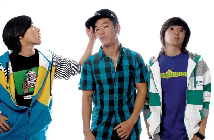 Aaron, Leo, and Justin