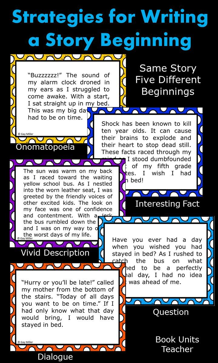 tips on how to write a narrative essay