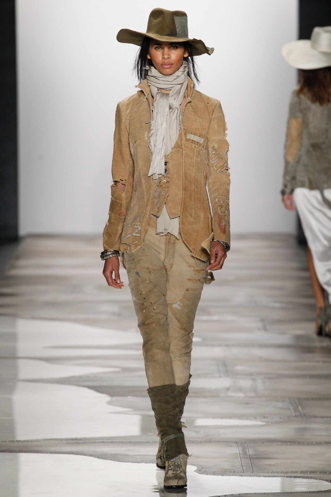 Greg Lauren, Look #11