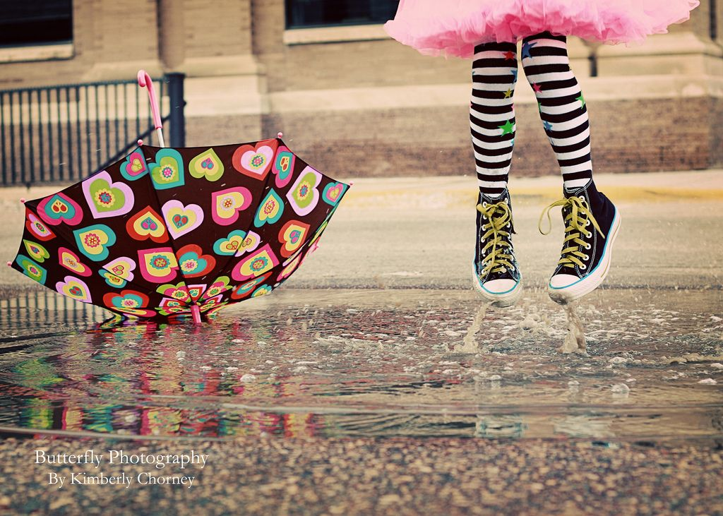 Some people walk in the rain, while others get wet! ~ Roger Miller | Flickr - Photo Sharing!