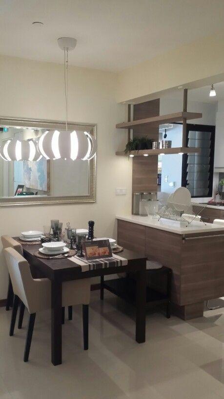 Semi Open Kitchen Concept Kitchens Home Reno Apartment Design