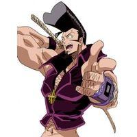 Bokutou No Ryu Rio Shaman King Anime Shaman