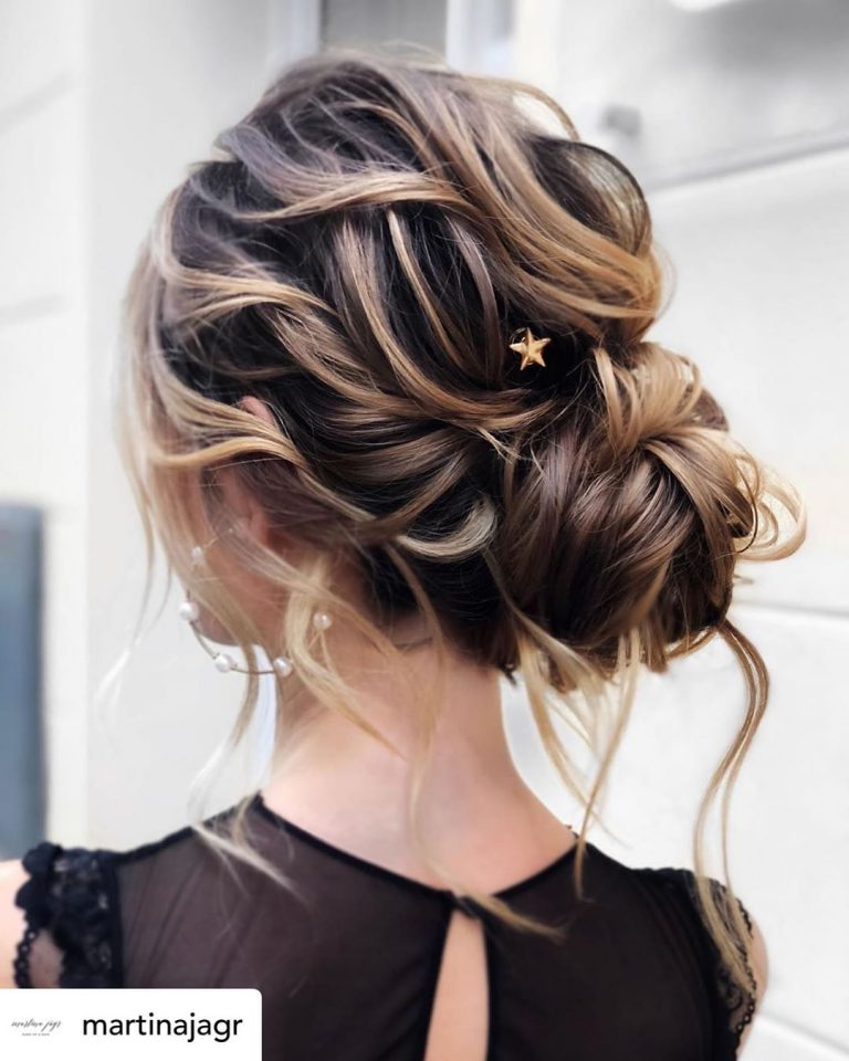 31+ Beautiful hair updos wedding ideas