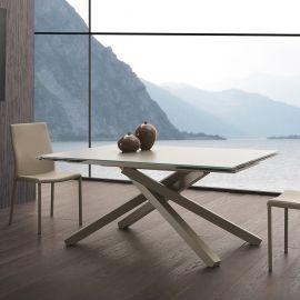 Tavolo allungabile design moderno Ivy | Tavoli | Pinterest
