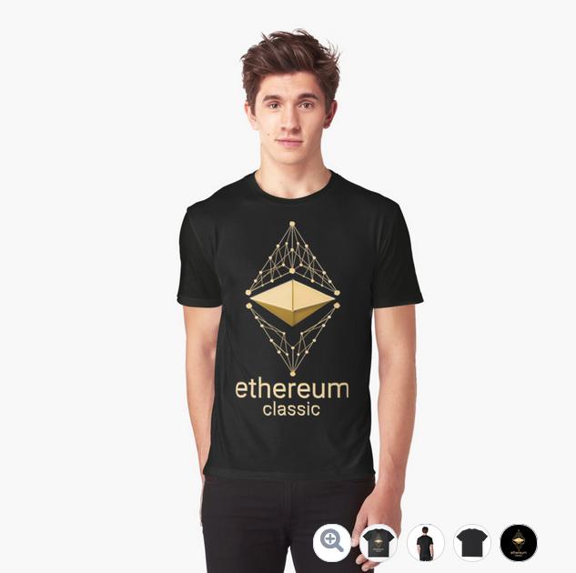 ethereum classic shirt