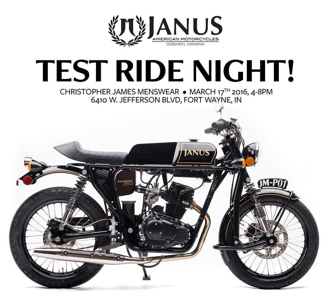 Pin By Wind Burned Eyes Motorcycles On Janus Motorcycles