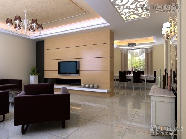 Living Room Dining Partition Ideas