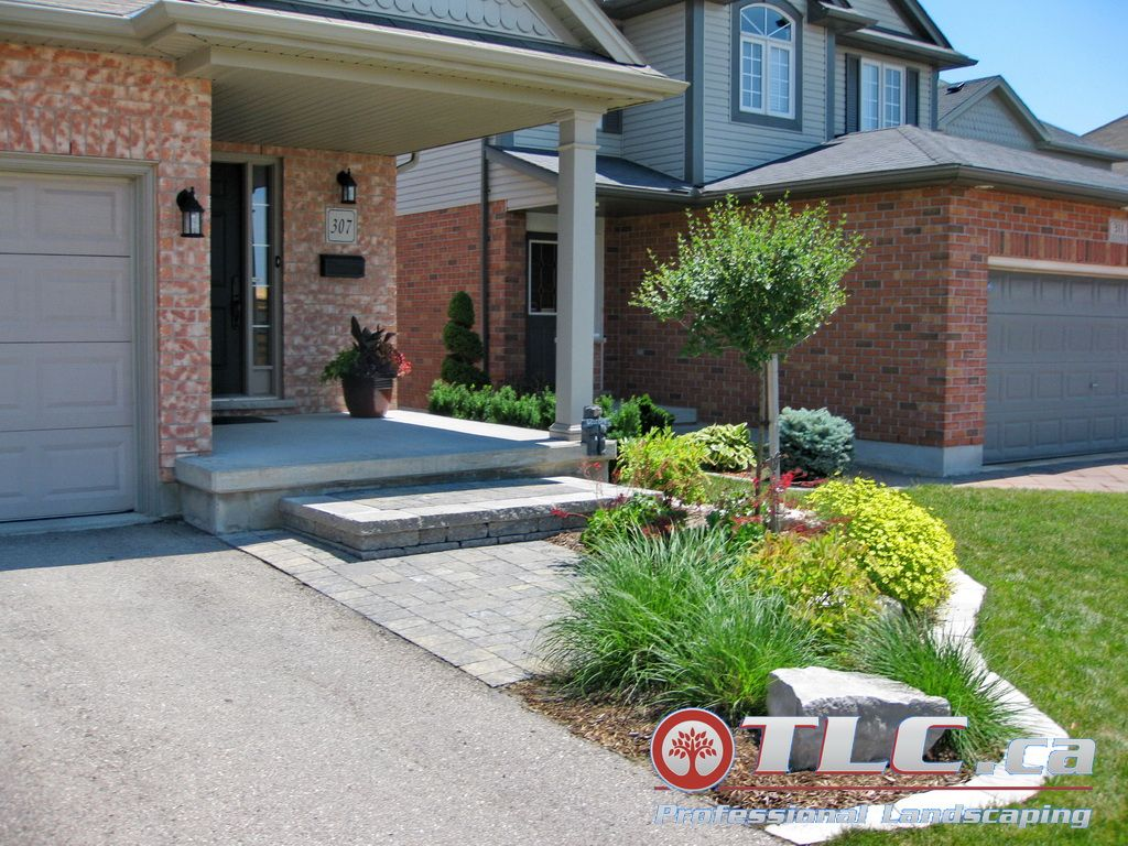 Landscape Design and Build Project Gallery TLC.CA