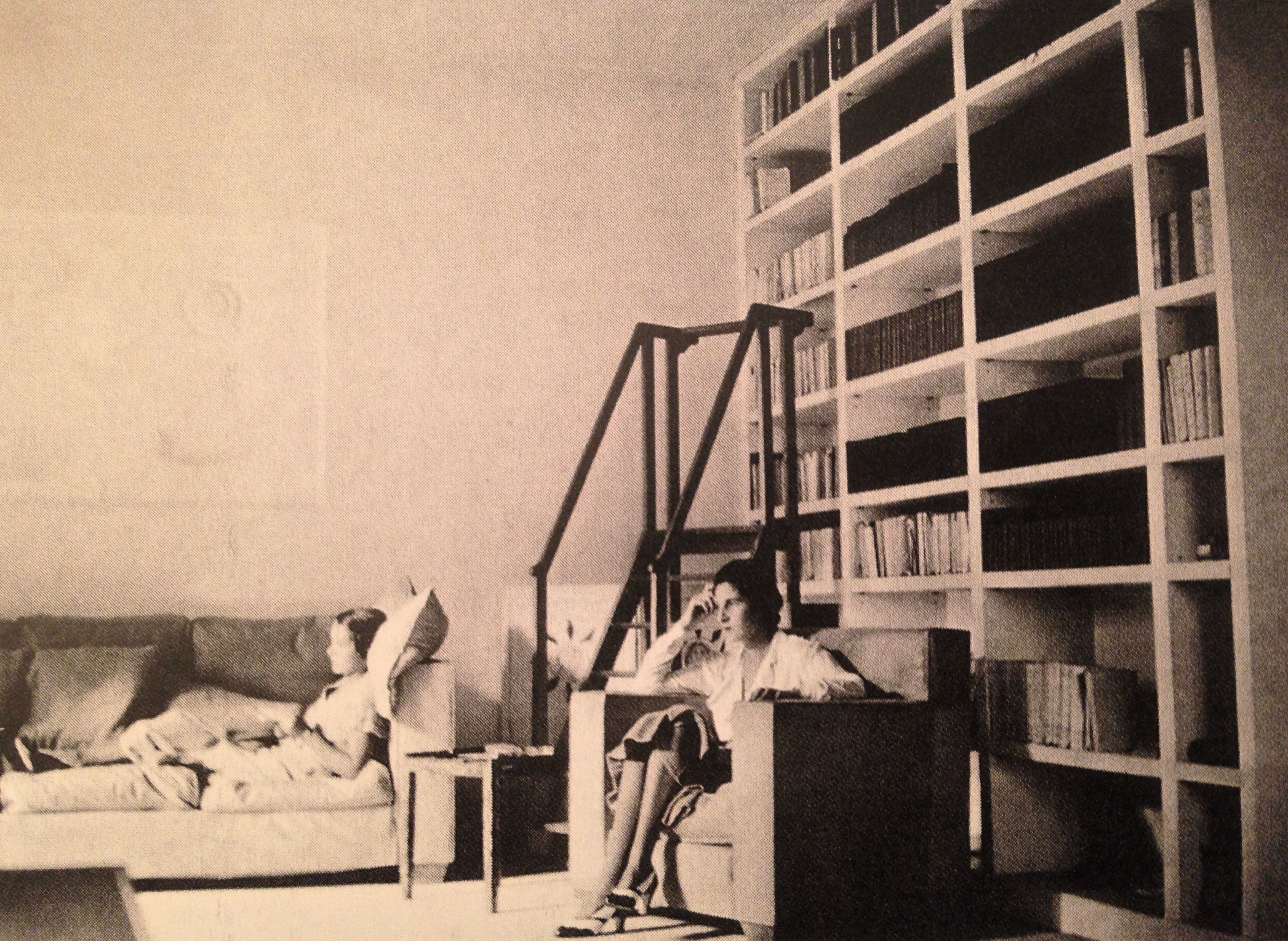 Jeanmichel Franklivingroom Of Francois Spitzer C 1930 Mesmerizing 1930S Interior Design Living Room Design Ideas