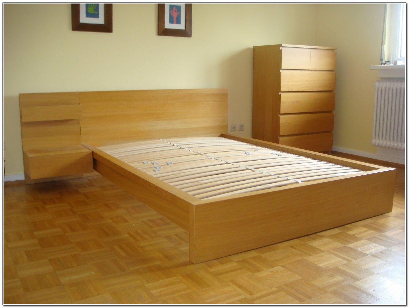 Podobny obraz Metal bed frame, Malm bed frame, Bed frame