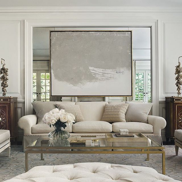 Project of the day: Thomas Pheasant\'s elegant living room for a ...