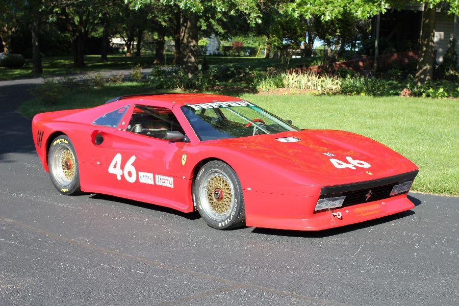 Huffaker Ferrari 308/288GTO IMSA GTU