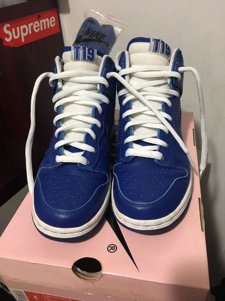 29d64d640c7 Nike Sb Dunk High T19 Size 8  fashion  clothing  shoes  accessories   mensshoes  athleticshoes  ad (ebay link)