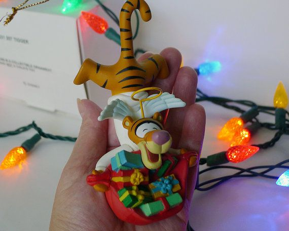 Tigger Christmas Ornaments.Tigger Christmas Ornament Christmas Disney Disney