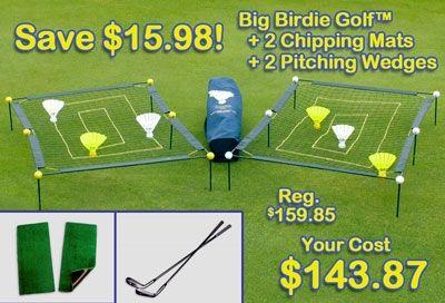 Big Birdie Golf | Packages