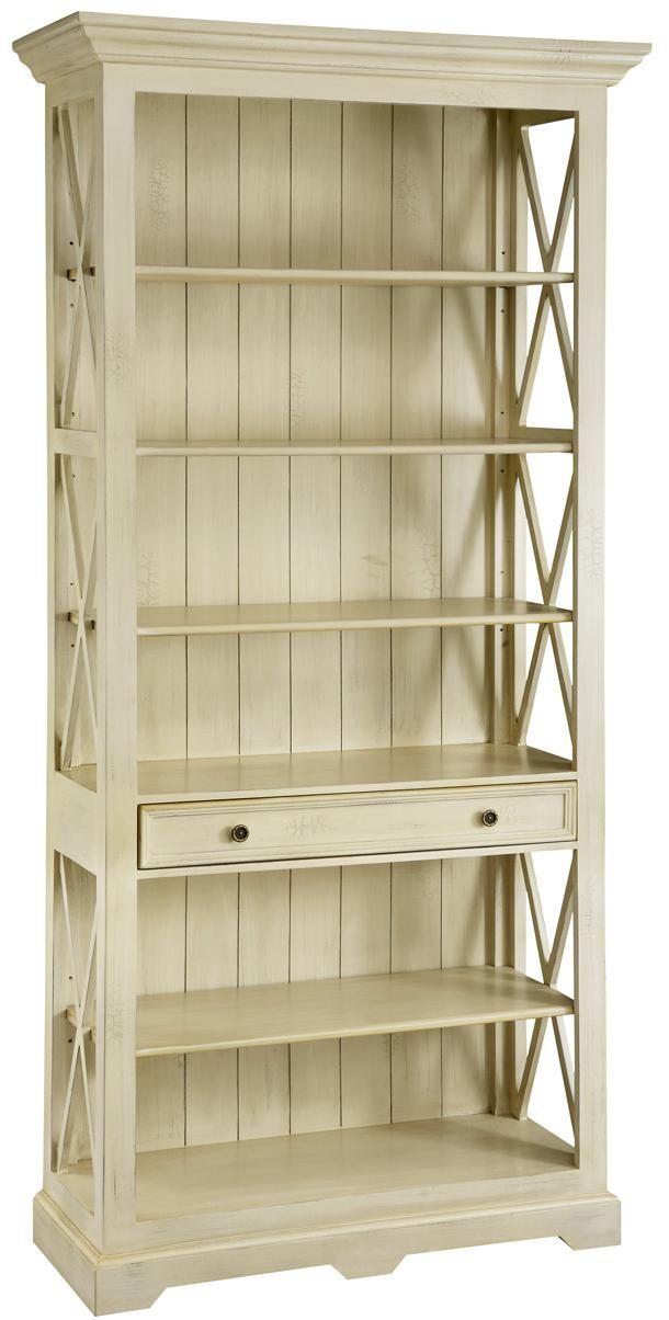 Bookcases Open Book Case W/ Drawer By Stein World   Sprintz Furniture    Open Bookcase